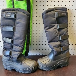 Size 5 women's Ovation Blizzard riding boots